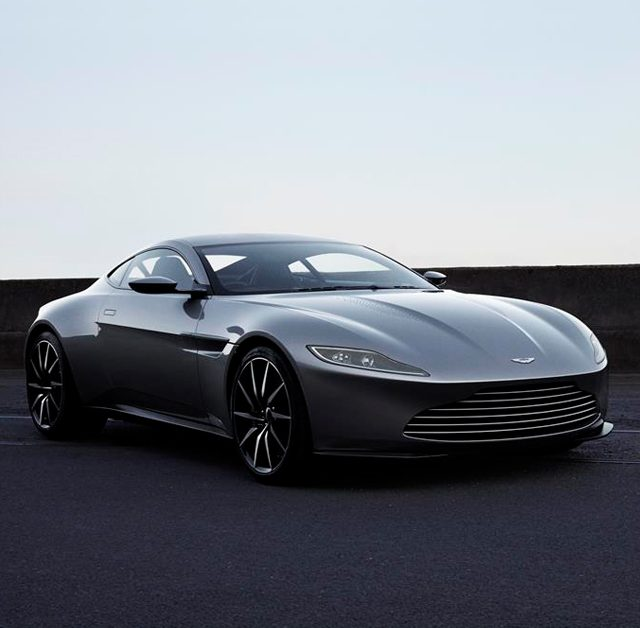 What Do You Think About The Aston Martin DB10? • Petrolicious