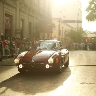 No Race On Earth Is Like La Carrera Panamericana