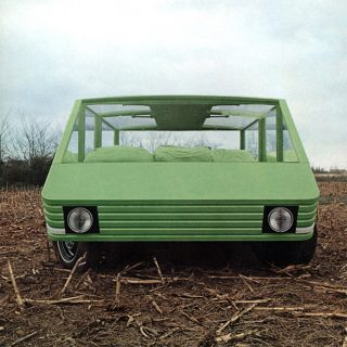 This Crazy Citroën Was Built For Lounging Tastefully