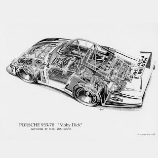 See Through 12 Of The World's Most Iconic Cars