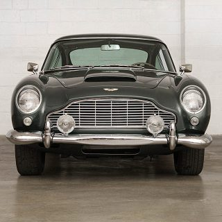 Bond Would Be Lucky To Win This Aston Martin DB5 At Auction