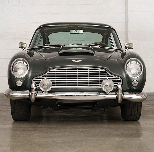 Aston Martin Db5: Bond Would Be Lucky To Win This Aston Martin DB5 At