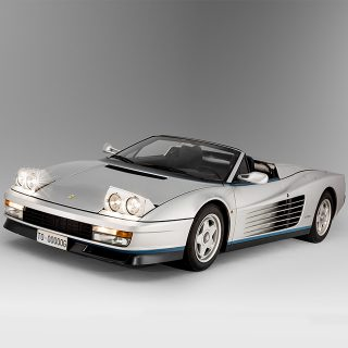 For Sale: A Bespoke Ferrari Testarossa Spider Made For The Industrial King Of Italy