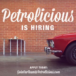 Petrolicious is Hiring: Producer