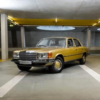 Would You Buy A Classic Car Directly From Mercedes-Benz?