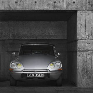 A Fitting Tribute To The Citroën DS