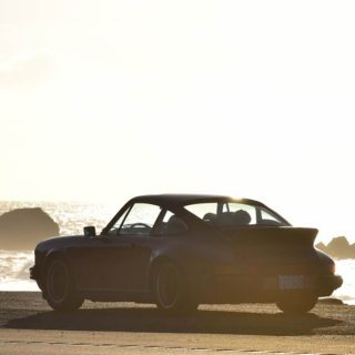 Just Because: A Four-Person Porsche 911 Road Trip