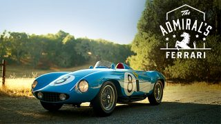 This Is The Admiral's Ferrari 500 Mondial