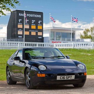 Just Because: Remembering Porsche's Ultimate Front-Engined Sports Car