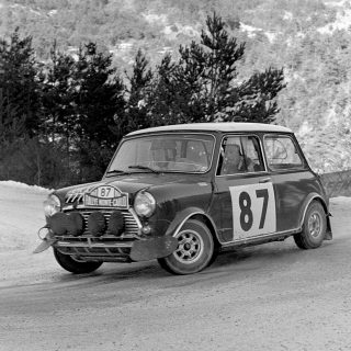 This Is What Rallying In The '60s Looked Like