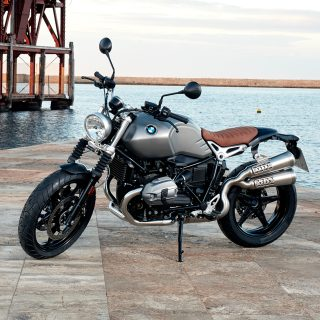 What Do You Think Of The New BMW Scrambler?