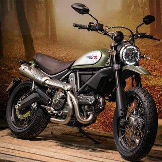 What Do You Think Of The New Ducati Scrambler?