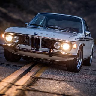 There's Nothing Quite Like A BMW 3.0 CS With Hidden Superpowers