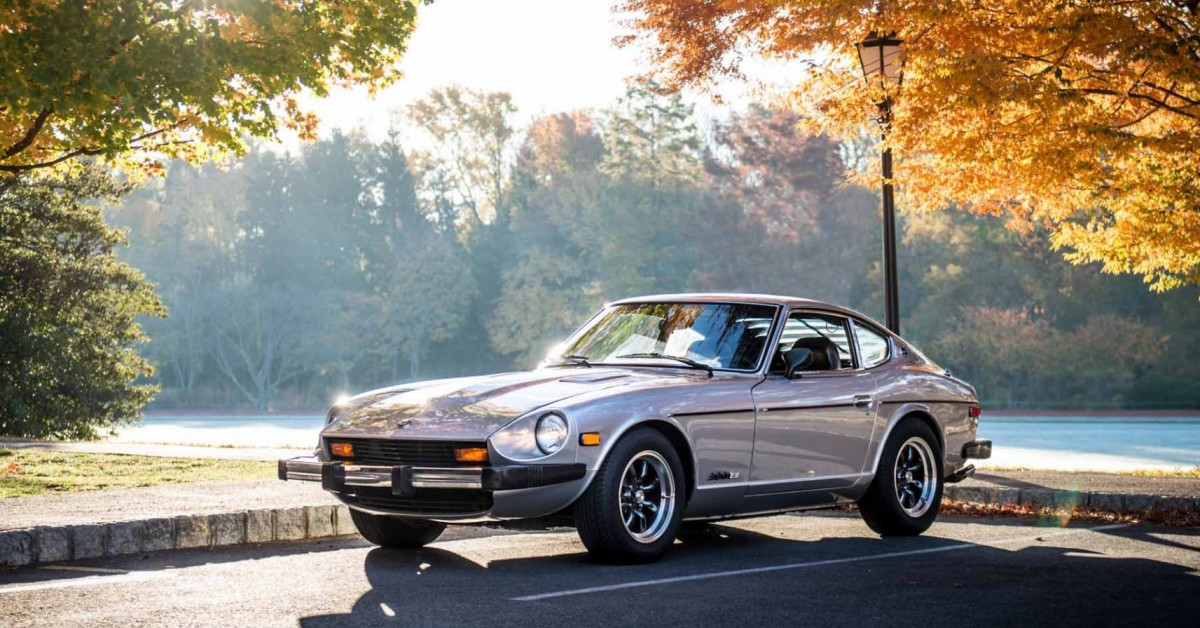 Here's Why I Fell In Love With The Datsun 280Z