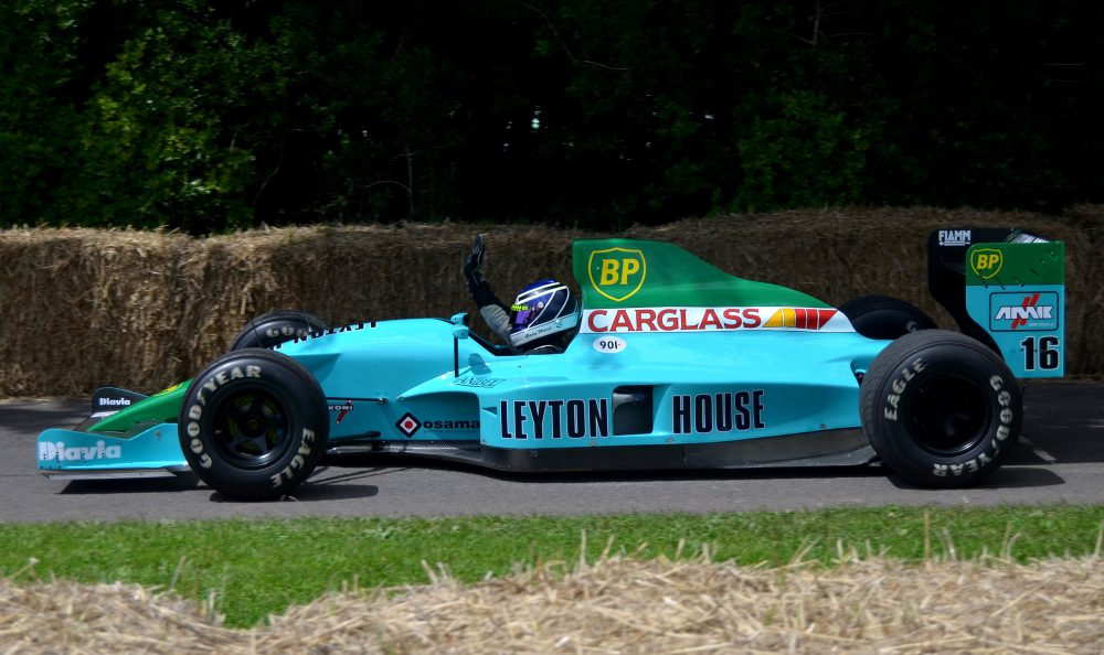 For A Time, Leyton House Was The Picture Perfect Privateer ...