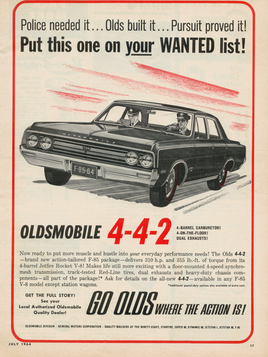 Remember When Car Ads Were All About Speed Petrolicious - Classic car ads