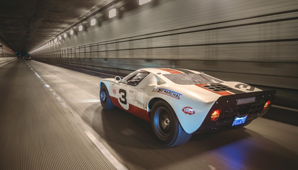 This Ford GT40 Replica Was Born To Tear It Up Tastefully • Petrolicious