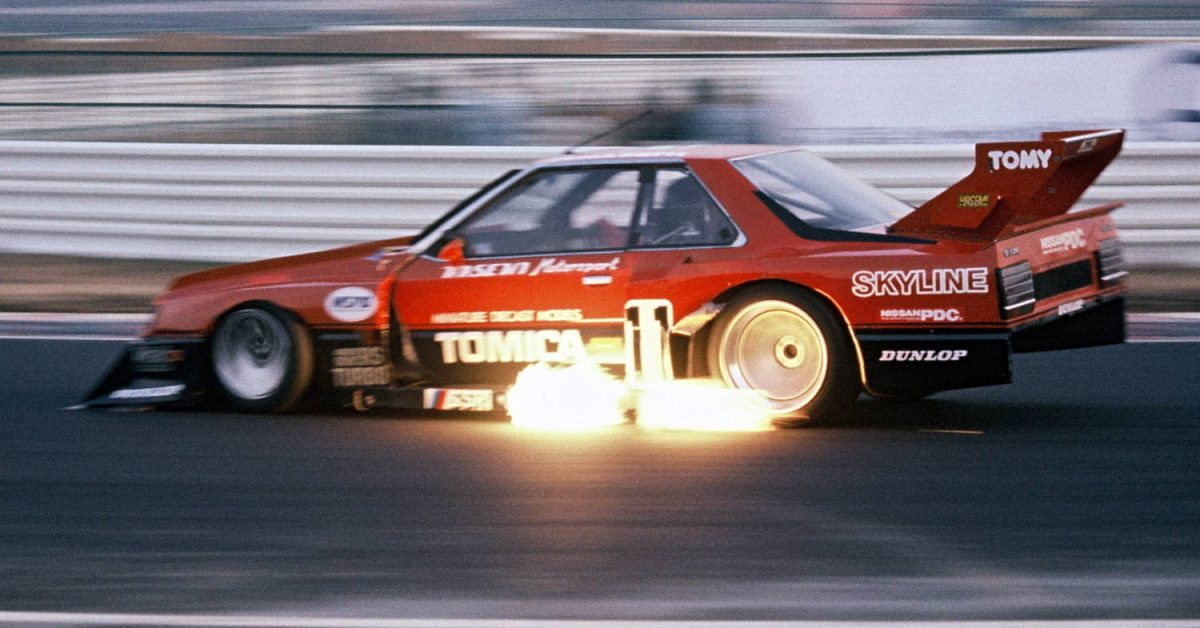 Will Race Cars Ever Look This Honest And Exciting Ever Again ...