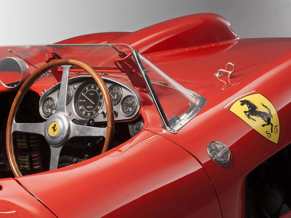 Own The Vintage Ferrari Built To Be The World\'s Best Race Car ...