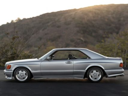 96cd80b742 An Original AMG From The Late  80s Still Looks Wild Today • Petrolicious