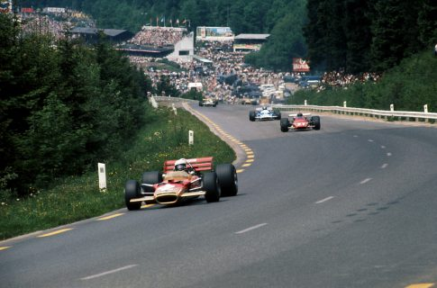 Lotus' F1 Cars Were So Fragile That Drivers Feared For Their Safety
