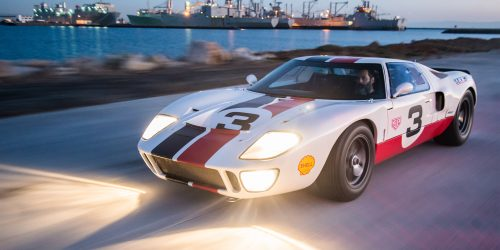 This Ford Gt Replica Was Born To Tear It Up Tastefully
