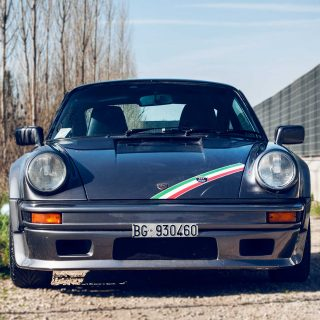 Porsches Are Always Most Beautiful At The End Of A Fierce Workout