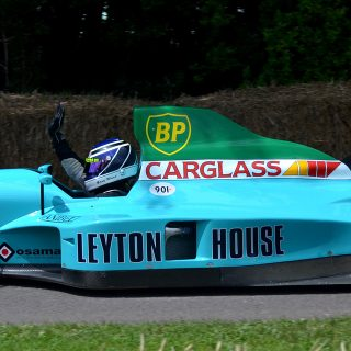 For A Time, Leyton House Was The Picture Perfect Privateer