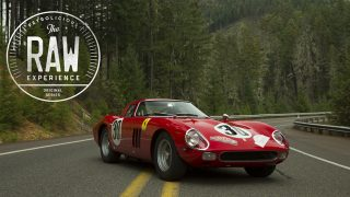 7 Minutes Of Pure Ferrari 250 GTO Hillclimb Bliss