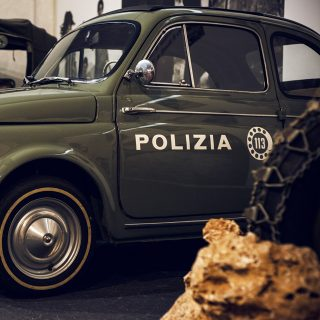 You Need To Visit The Italian Police Car Museum