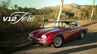 The Lamborghini 400GT Is The Only Car Jack's Ever Needed