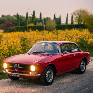 An Alfa Romeo Giulia GT Junior Makes Any Day Magic