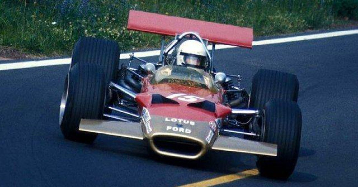 Lotus\' F1 Cars Were So Fragile That Drivers Feared For Their ...