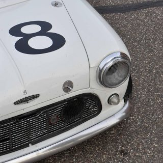 Meet The Tiny Mini Cooper That Dominates Circuit Racing