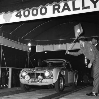 In The '60s, Canada Hosted An Epic Long-Distance Rally