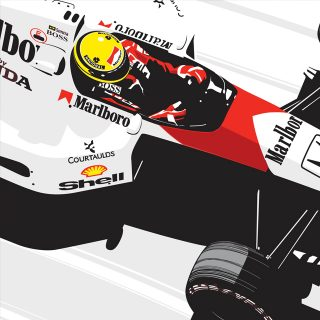 These Gorgeous Prints Celebrate The Glory Days Of Formula 1