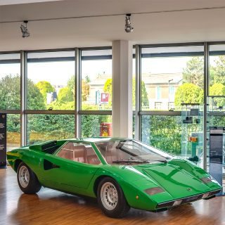 Yes, You Should Make A Pilgrimage To The Lamborghini Museum