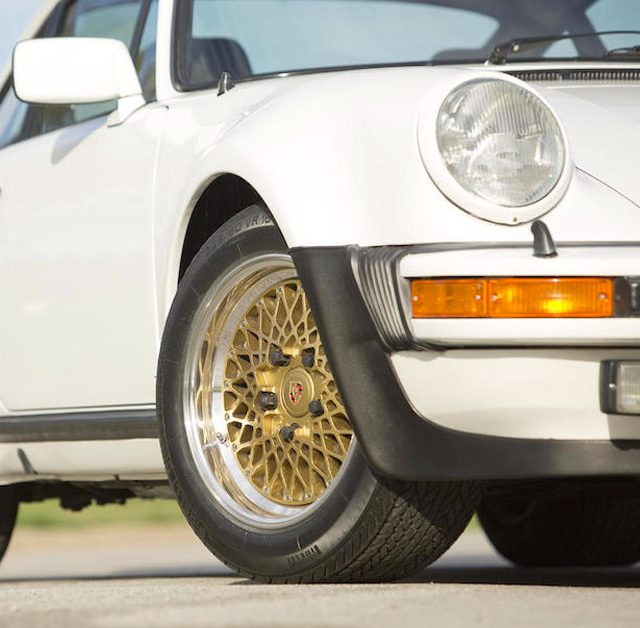 Would You Buy This Porsche 911 Turbo For Its Awesome BBS