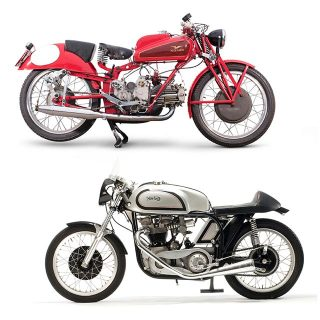 Bonham's Next Motorcycle Auction Is Looking Incredible