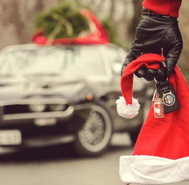 Cars For Sale Montreal >> An Alfa Romeo Montreal Is Santa's Last Ride • Petrolicious