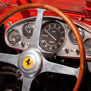 Own The Vintage Ferrari Built To Be The World's Best Race Car