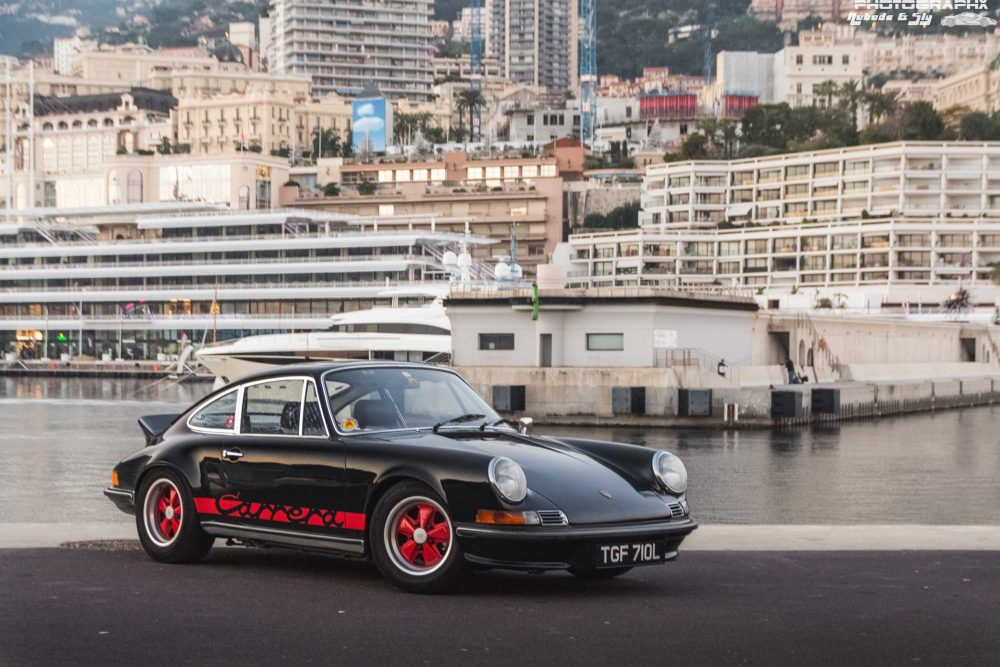 A Porsche 2 7 Rs Owned By Jenson Button Is The One You Want Petrolicious