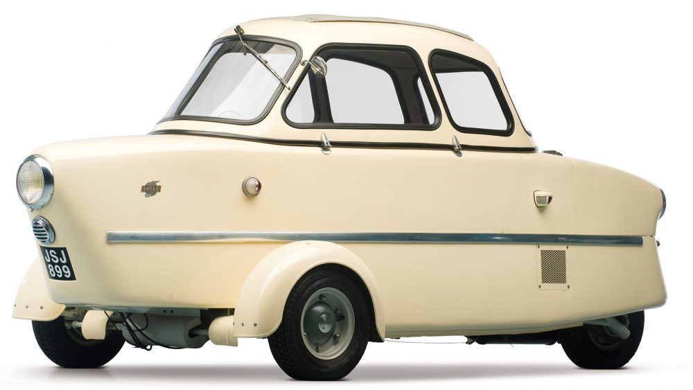Why Can't New Microcars Be This Happy? • Petrolicious