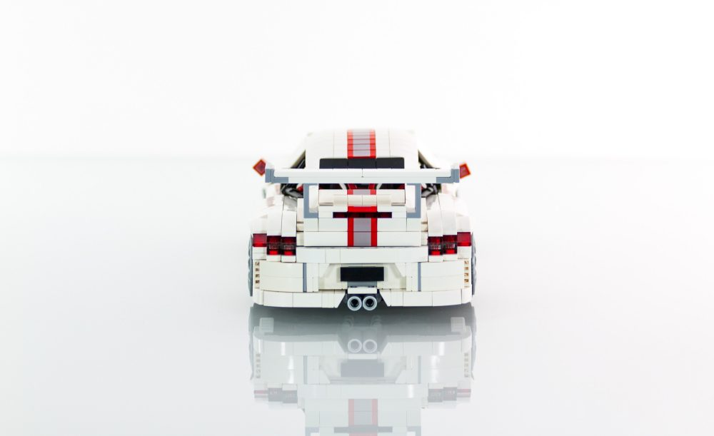 These LEGO Porsche Models Are The Most Accurate We've Ever