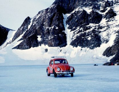 Beetle For Sale >> Polar Bug: When the Volkswagen Beetle Conquered Antarctica ...