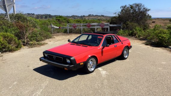 is the lancia beta scorpion an underrated sports car? • petrolicious
