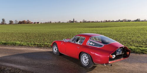 Alfa Romeo Zagato >> This Alfa Romeo Zagato Isn T Ready To Hang Up Its Gloves