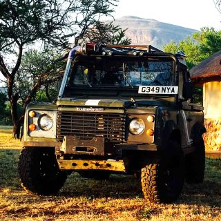 I Drove Across Africa In A Defender 90 And Lived To Tell The Tale