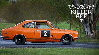 This Howling Mazda RX-2 Is A Killer Bee