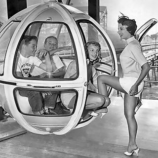 This Film Is A Glossy Tribute To The Space Age Design Of 1958